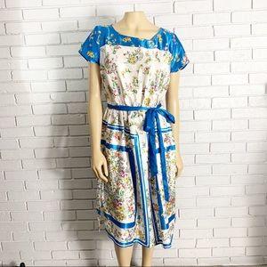 ModCloth Women's Sunlit Reverie Floral Dress